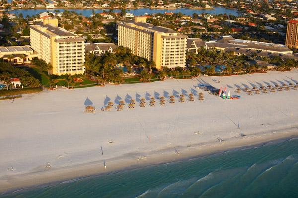 Hotel Marriot Marco Island Beach & Golf