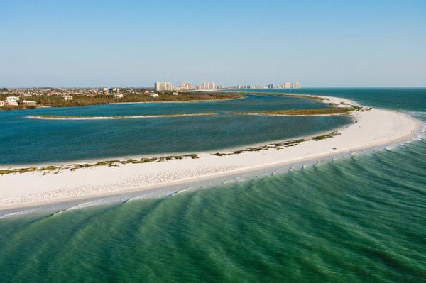 Praia Marco island
