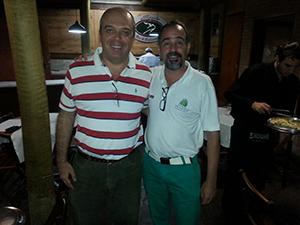 Carlos de Campos e Henrique Barcellos
