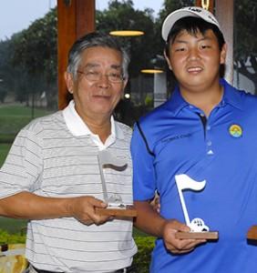Antonio Takeo e Thomas Choi