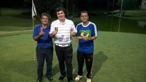 Joãozinho, Gustavo e Delci